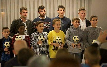 23ª gala del Fútbol del Andés CF