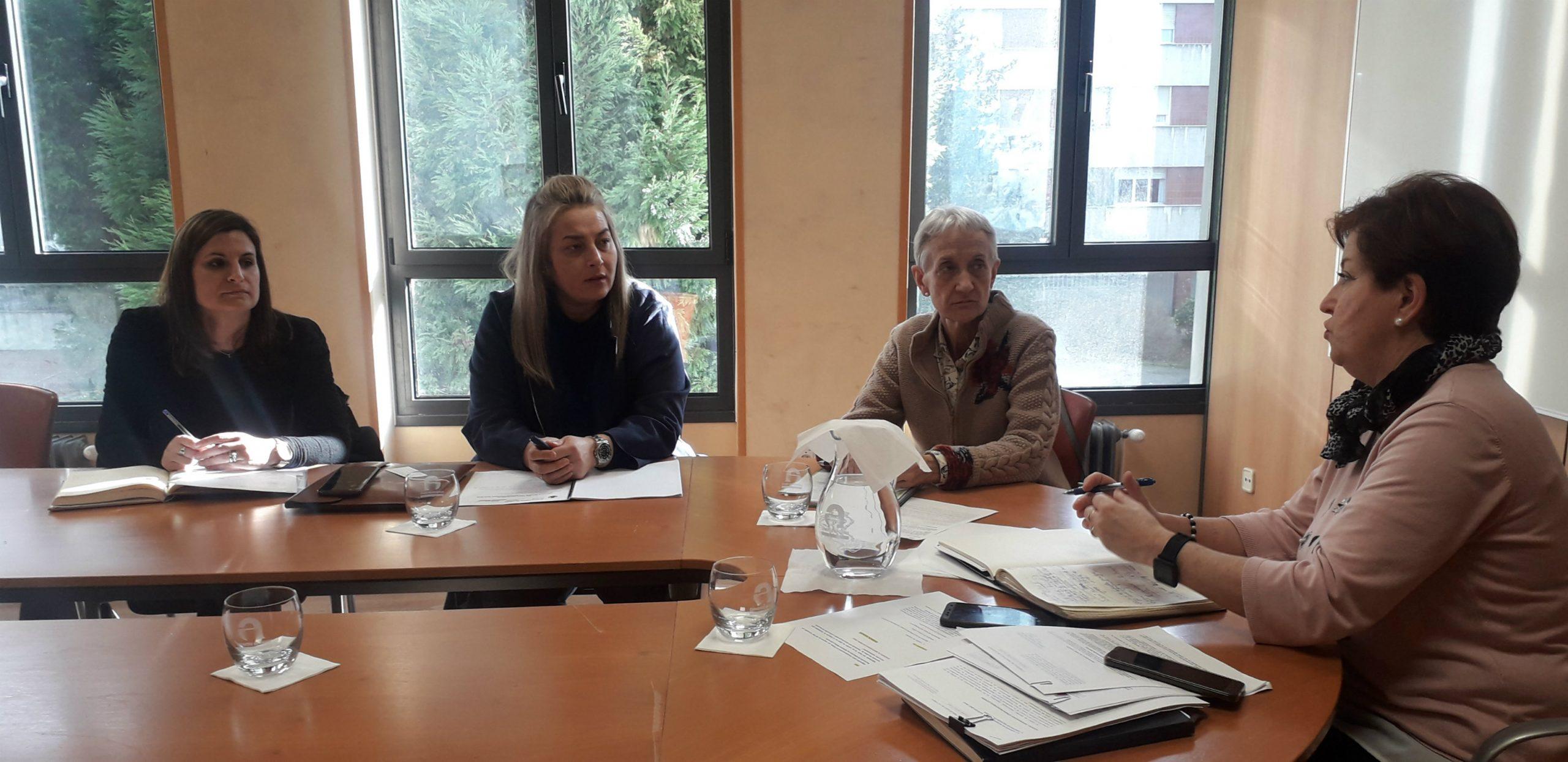 La alcaldesa de Coaña pide el compromiso al gobierno regional respecto al colegio público de Jarrio