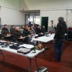 Curso sobre Manejo de Osciloscopio celebrado en Ribadeo