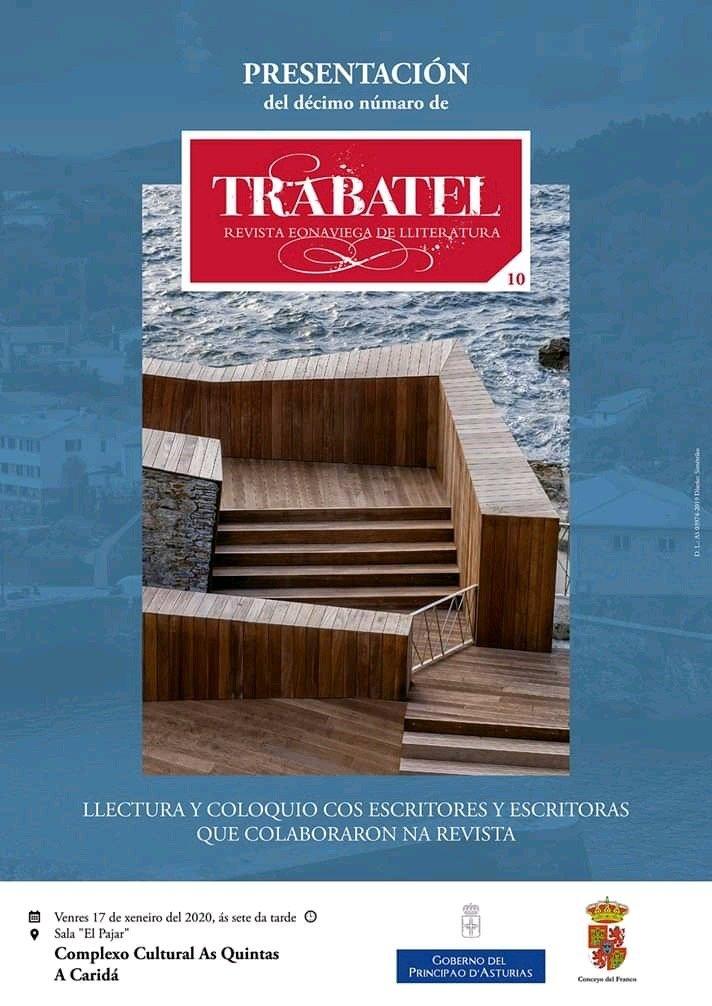 Presentación del décimo nº da revista TRABATEL