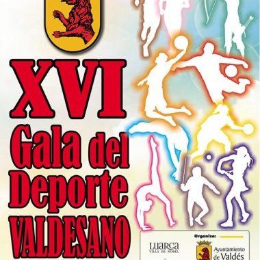 Valdés celebrará su XVI Gala del Deporte el Viernes 31 de Enero