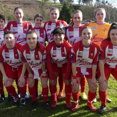 El Navia CF Femenino recibe el domingo al Líder Sporting C