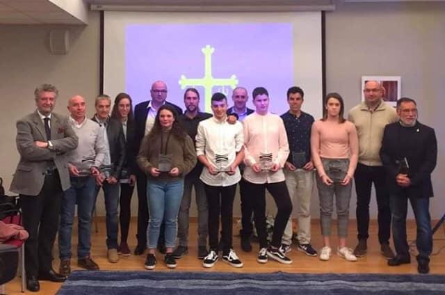 Navia premió a sus Deportistas mas destacados en la XII Gala del Deporte Naviego