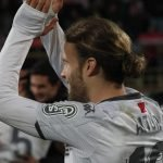 Aitor Fernández, participe de la victoria de la Cultural Leonesa ante el Atlético de Madrid