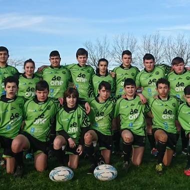 El Beone Ribadeo Rugby venció y convenció en el derbi ante el Muralla de Lugo