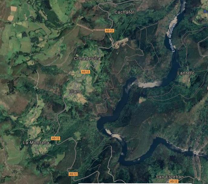 """IU Asturias pregunta por la """"inexplicable renuncia"""" del gobierno regional al proyecto de mejora de la carretera AS-12 Navia-Alto del Acebo"""