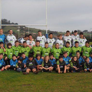 El Beone Rugby moviliza todos sus Efectivos