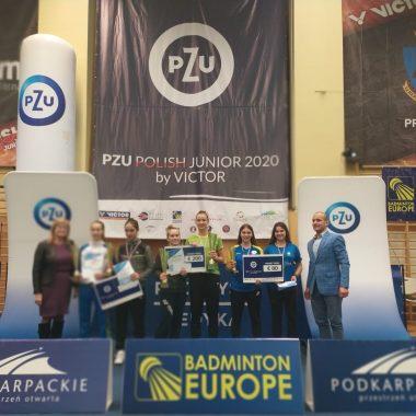 Bronce para Ruth Veiguela y Candela Arcos, en el Torneo Internacional Junior de Polonia