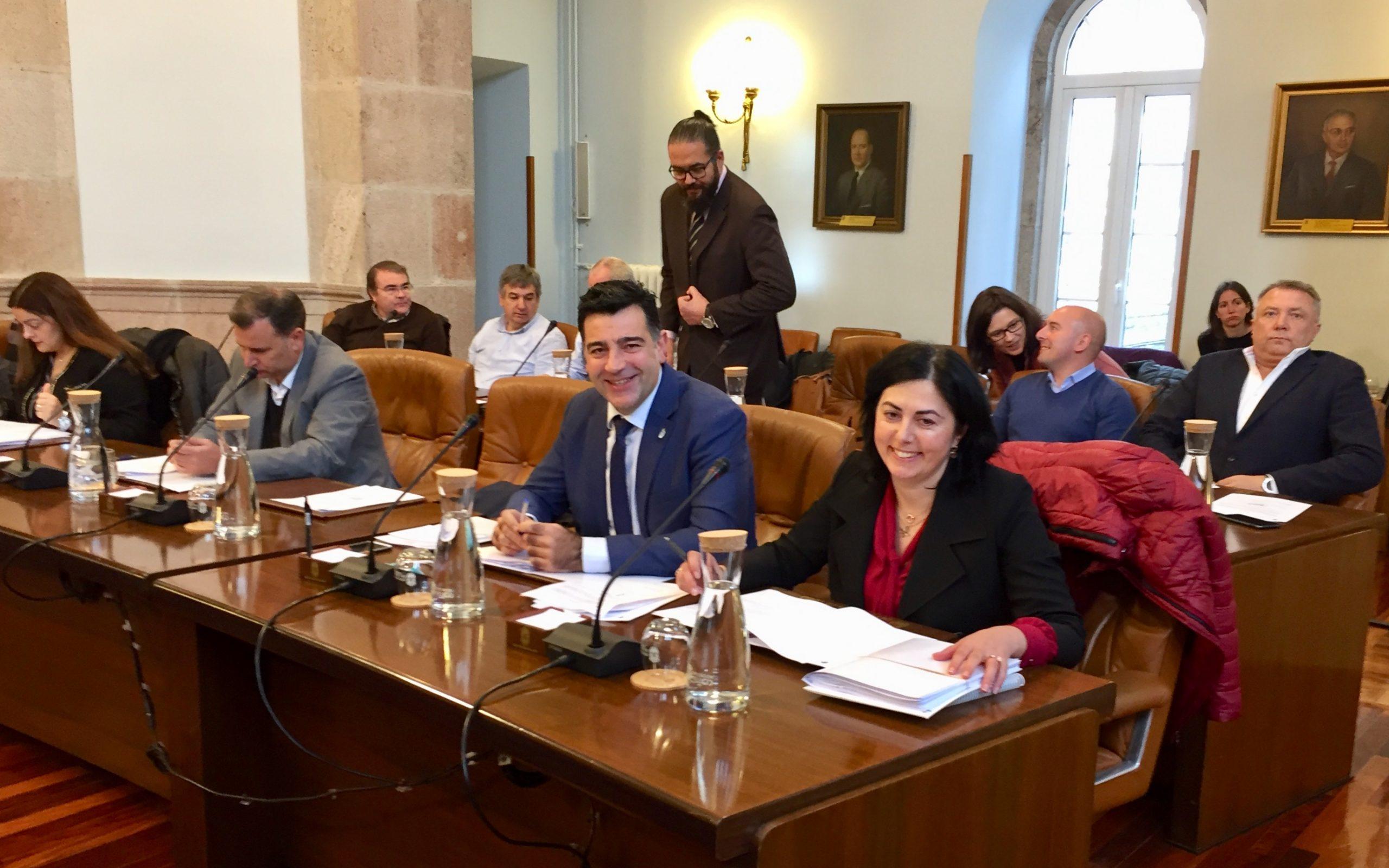 El PP de Lugo propone frenar la reforma de la legislación de Costas en defensa del sector marítimo e industria agroalimentaria