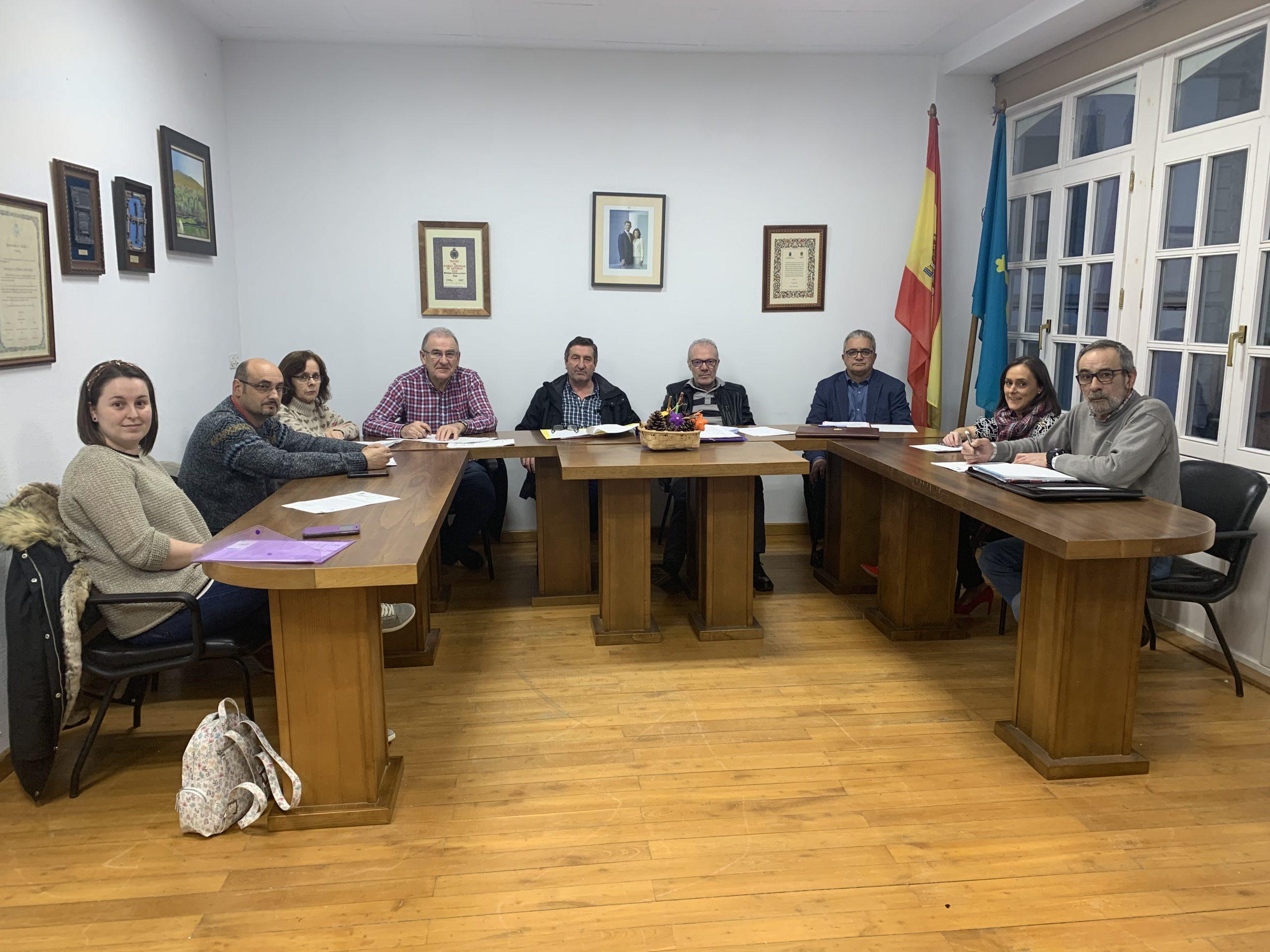 """El ayuntamiento de Boal acepta la cesión de la vivienda de una familia, """"que sería ideal para centro de salud"""""""
