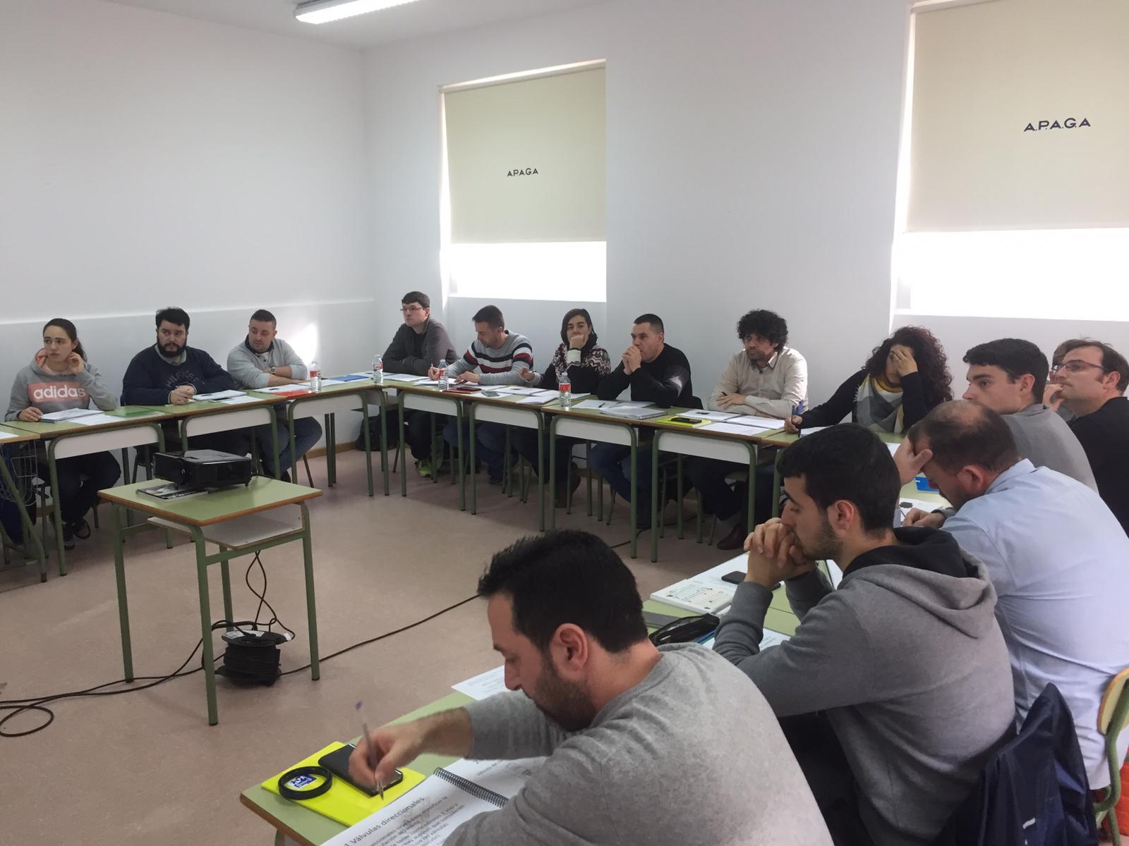 """APAGA presenta el proyecto """"Un paso adelante"""""""