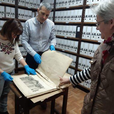 Ribadeo y Barreiros solicitarán a la Xunta un Taller de Empleo conjunto para conservación y digitalización de sus Archivos Históricos Municipales