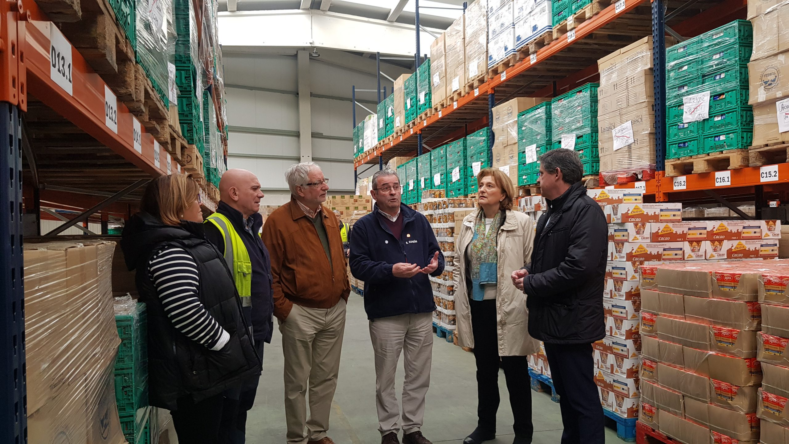 El Programa 2019 de Ayuda a las personas más desfavorecidas, ha distribuido en Asturias 1,6 toneladas de alimentos entre 24.000 personas