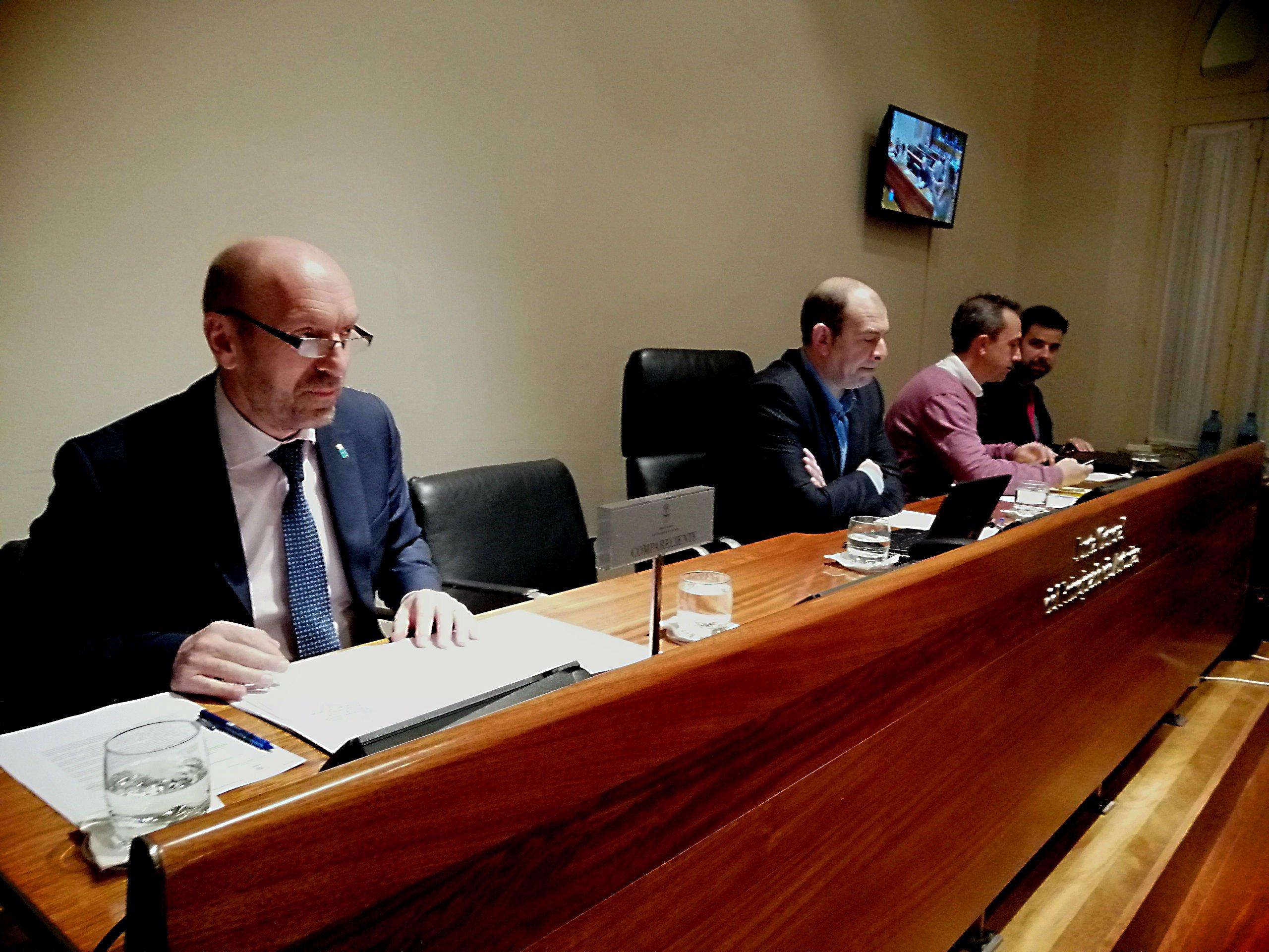 Cofiño recuerda las previsiones del gobierno respecto a la carretera As-12 Navia-Alto del Acebo y al Espigón de la Ría de Navia