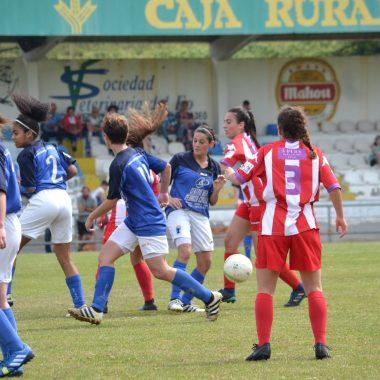 Real Tapia-Navia de Fútbol Femenino el domingo en A Xungueira
