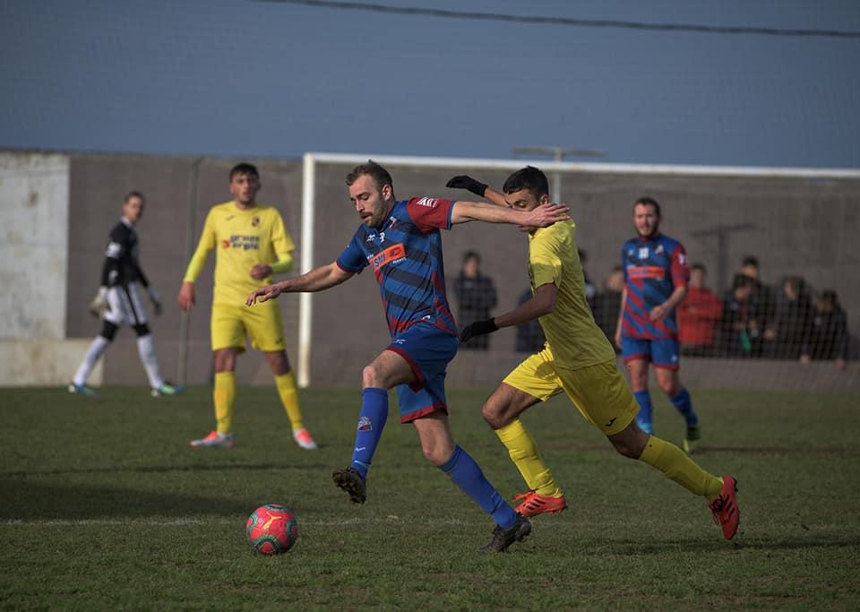 Empate in extremis de penalti del Andés en el Soutón ante el Astur-Vegadense