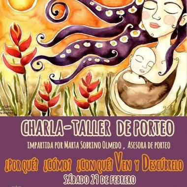 Charla-Taller de Porteo este sábado en Tapia de Casariego