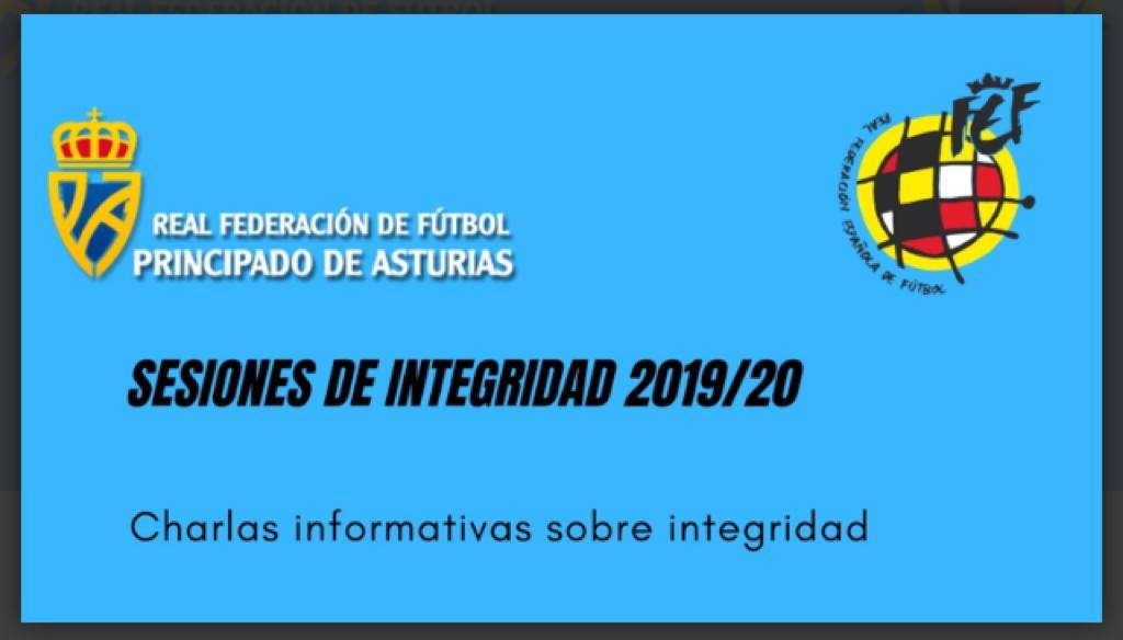 La Concejalia de Deportes de Navia organiza una Charla sobre Integridad en colaboración con al Federación de Fútbol del Principado de Asturias
