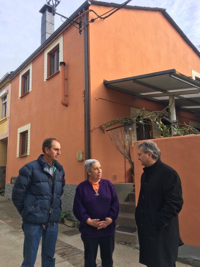 Rehabilitadas 48 viviendas en Pesoz y Grandas de Salime a través del programa ARRU (Área de Regeneración y Renovación Urbana)