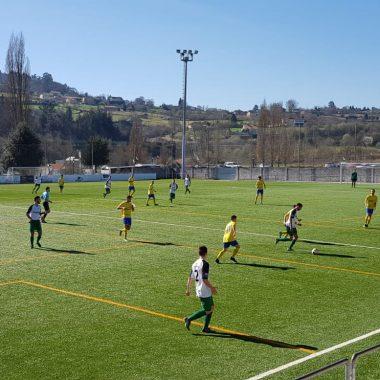 Derrota del Astur-Vegadense en su salida al campo del San Claudio B (3-1)
