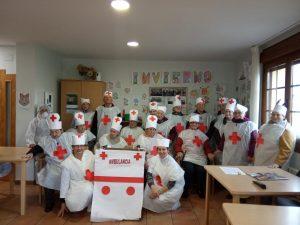 El Centro Rural de Apoyo Diurno de Villayón celebra el Carnaval