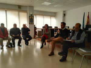 """Cecilia Pérez (alcaldesa de El Franco): """"la delimitación de la zona libre de lobo es errónea"""" en su municipio"""