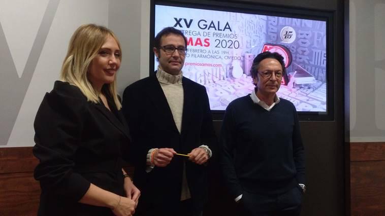"""Elias García y Jorge """"Explosión"""", Premios AMAS Honoríficos 2020"""