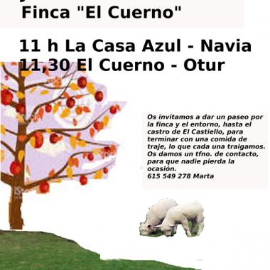Jira Ecológica por Otur con Visita a la Finca El Cuerno