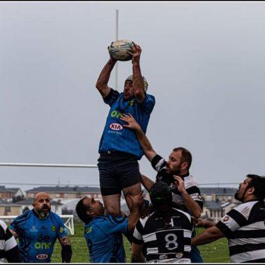 El Beone Tapia Rugby cae ante Candás en un fin de semana con trabajo para los Seleccionados en Asturias