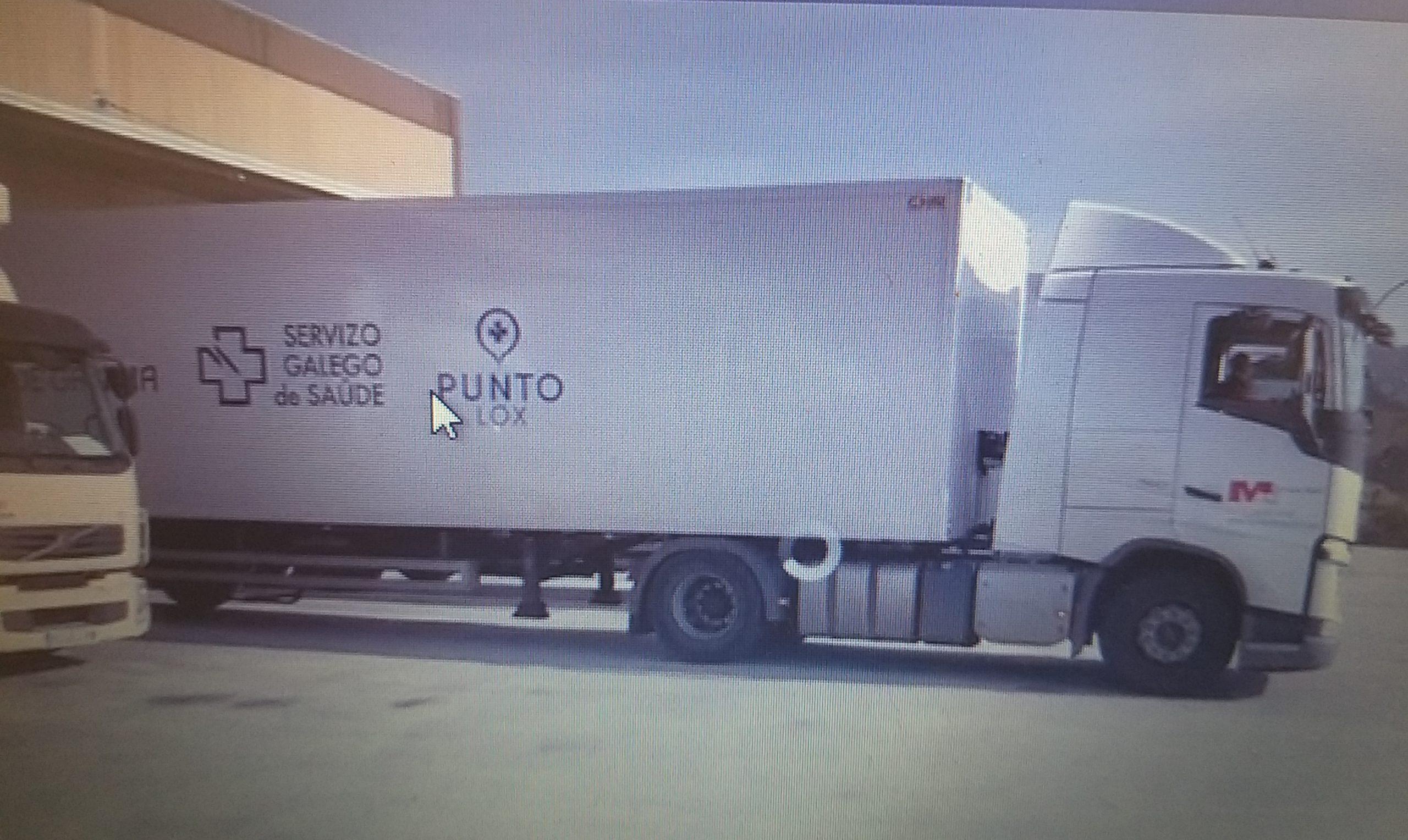 Ribadeo recibe de la Xunta de Galicia, material sanitario de protección frente al coronavirus