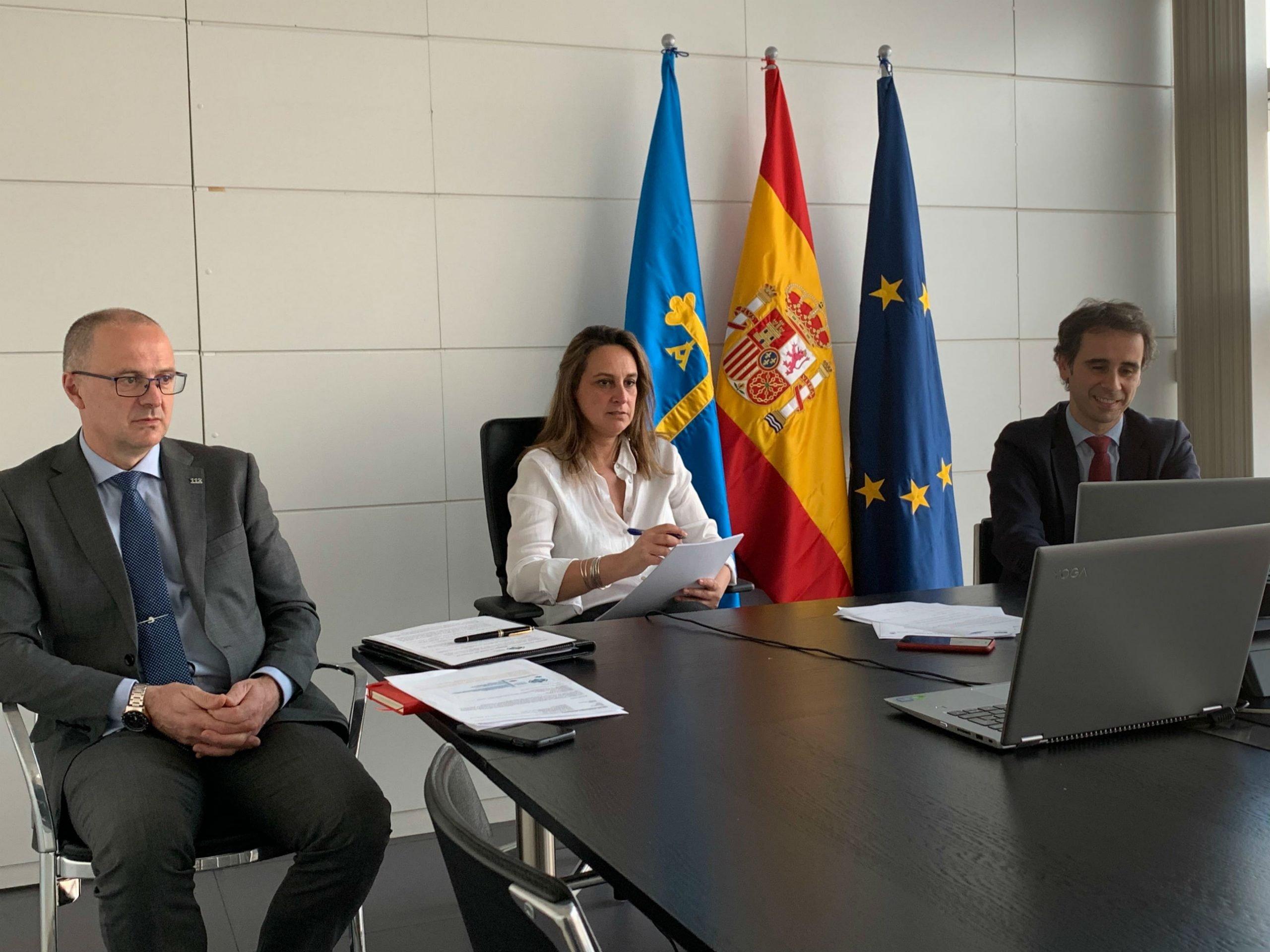 El Gobierno de Asturias pide al Ministerio del Interior una especial sensibilidad con las Personas Mayores y en Riesgo de Exclusión