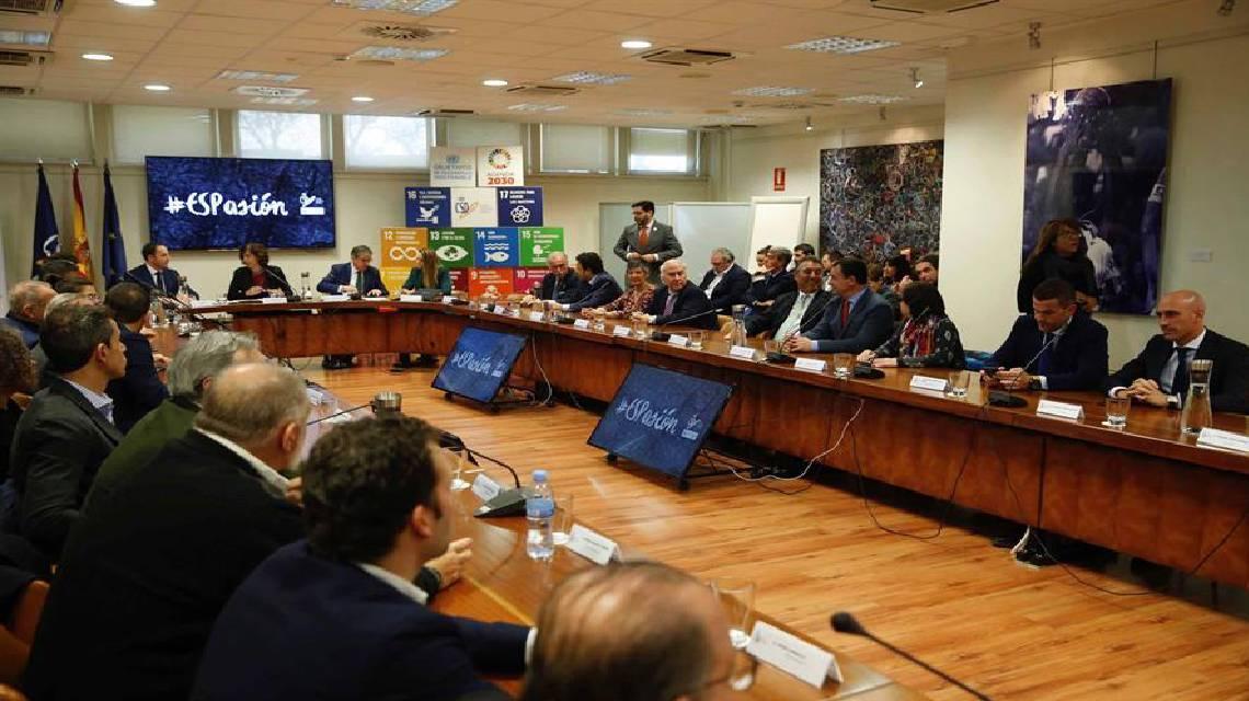 El Gobierno autoriza al Consejo Superior de Deportes la Convocatoria de las Ayudas a las Federaciones Deportivas para el 2020 por un importe que supera los 50 millones de euros