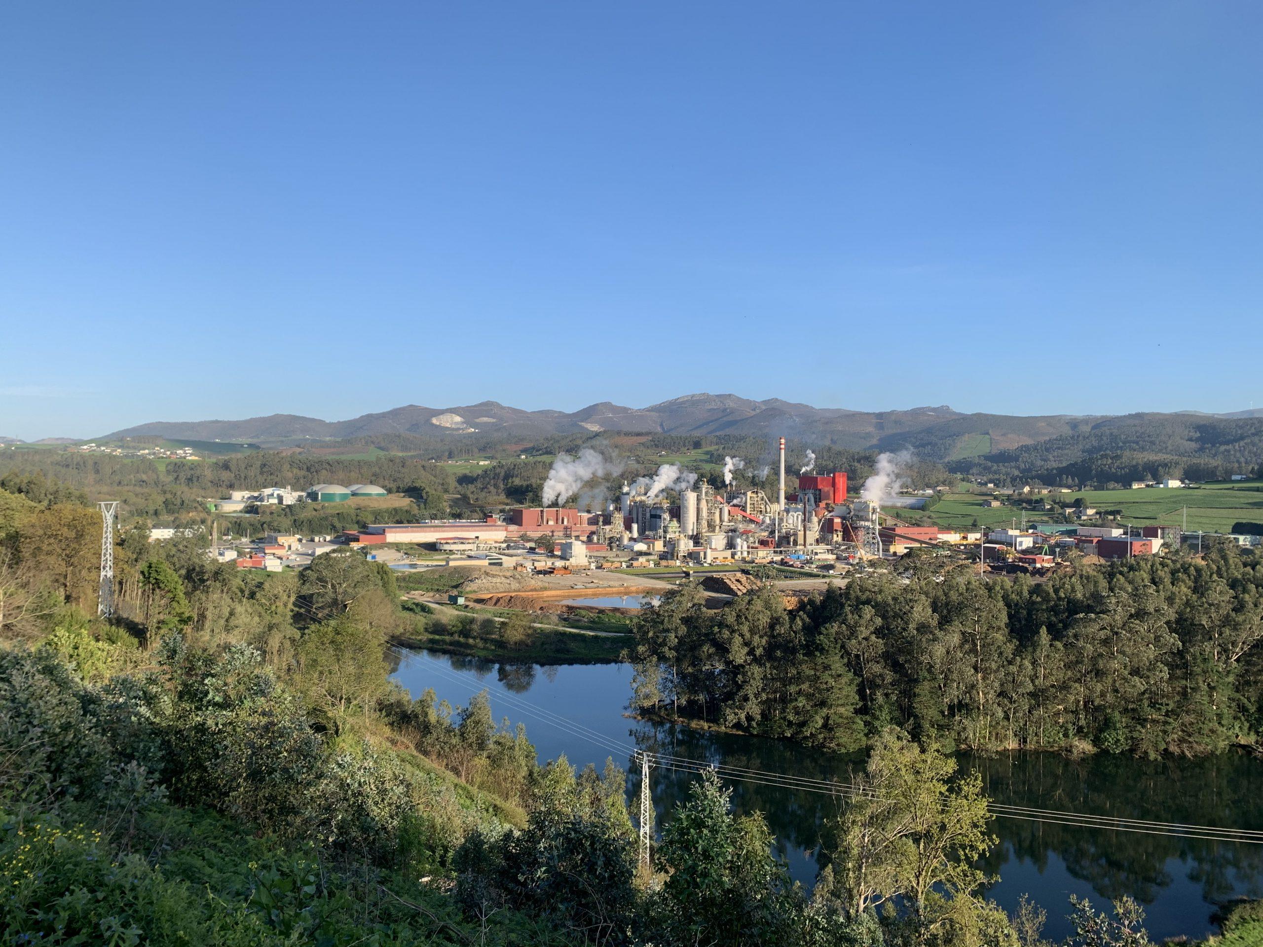 Ence promueve un nuevo curso para maquinistas forestales en Villalba (Lugo)