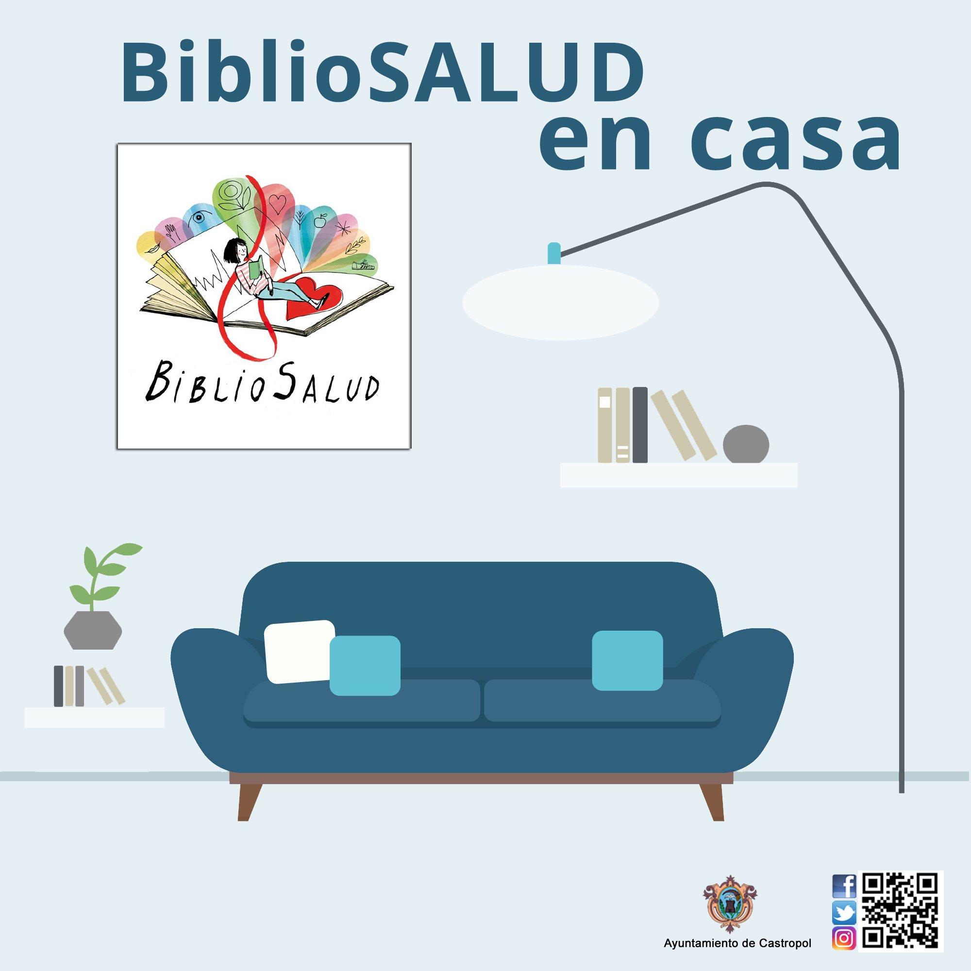BiblioSALUD en Casa en Castropol
