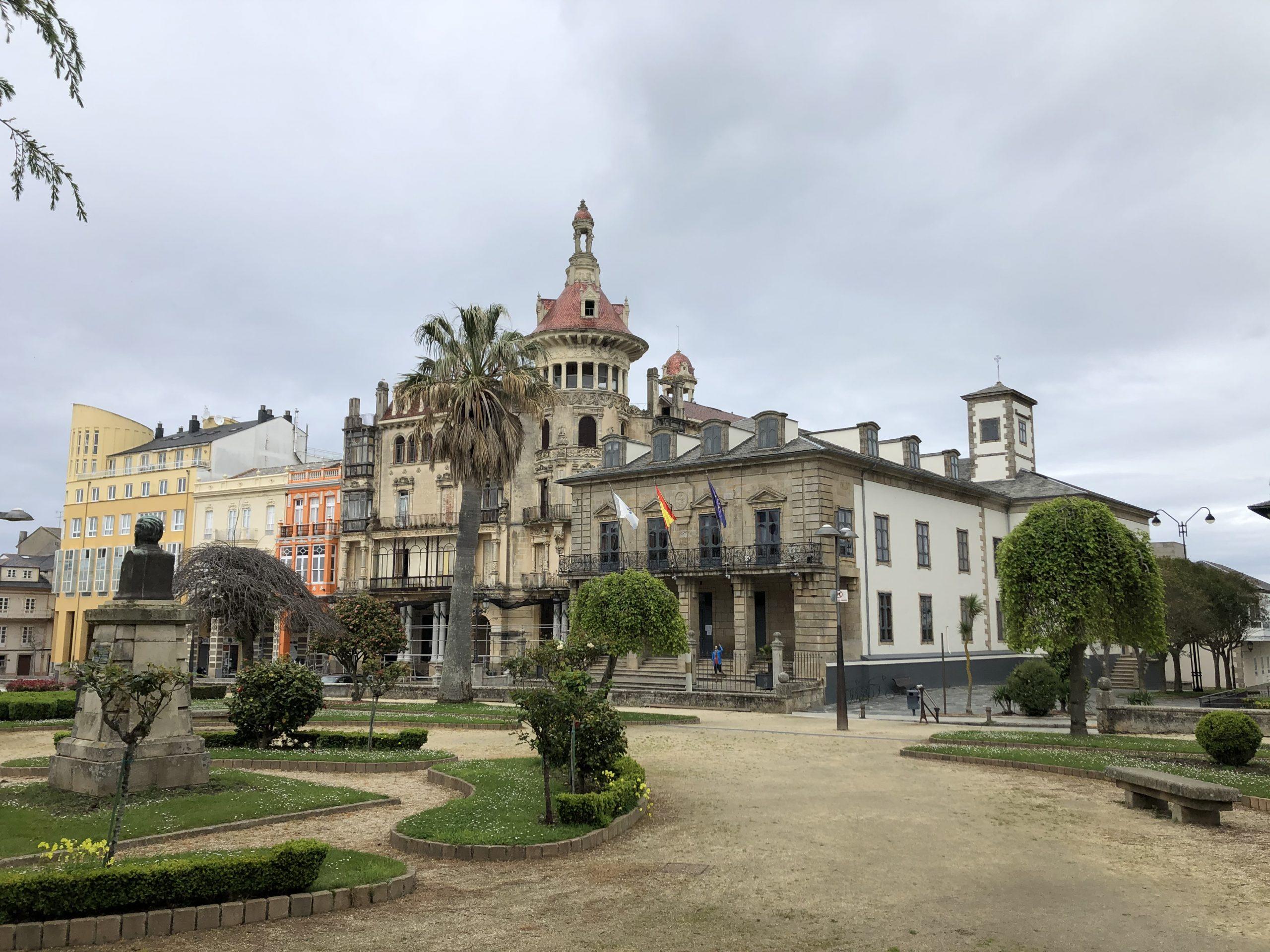 Ribadeo solicita una subvención a la Xunta para habilitar un local municipal como espacio polivalente