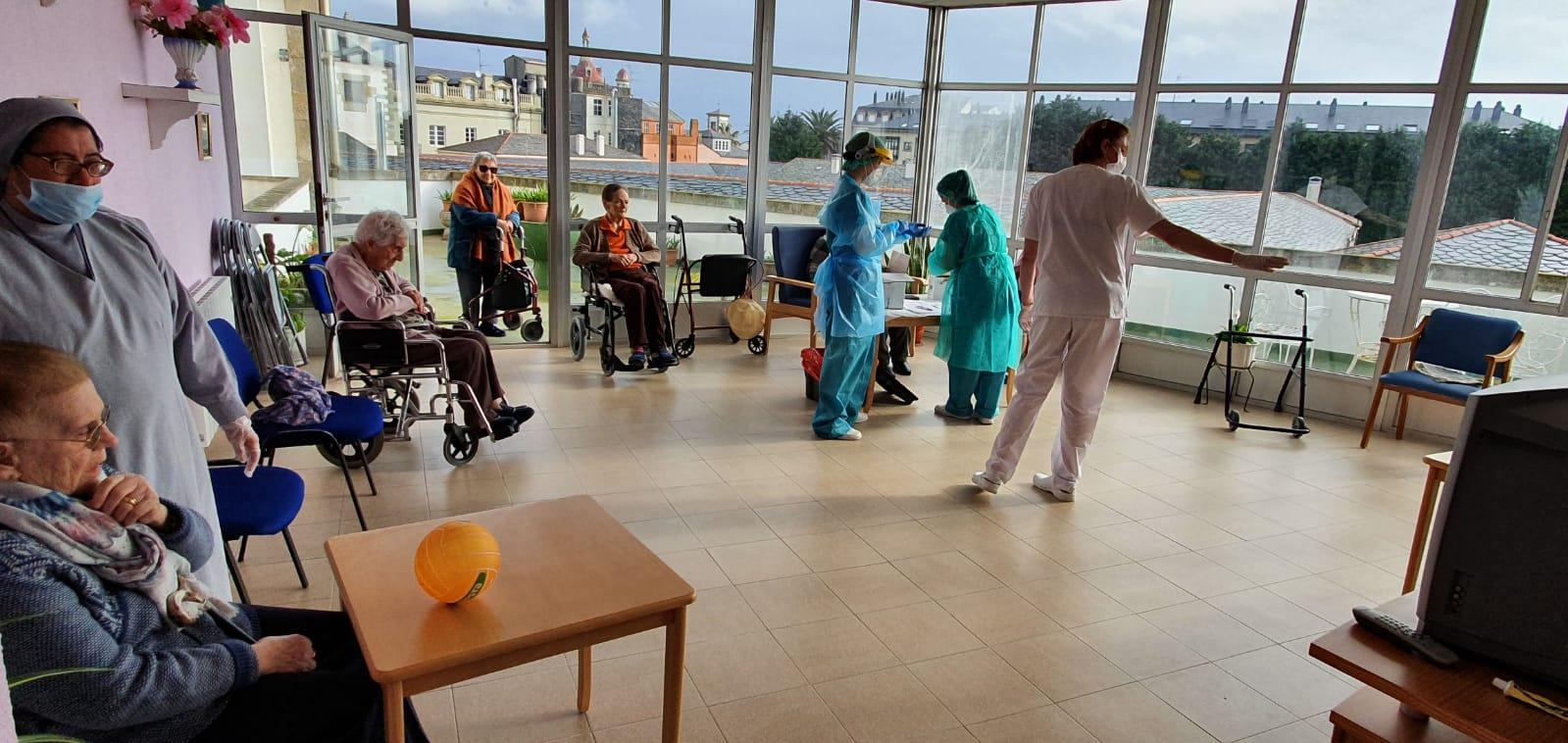 Confirmada la ausencia de casos positivos de COVID-19 en Ribadeo