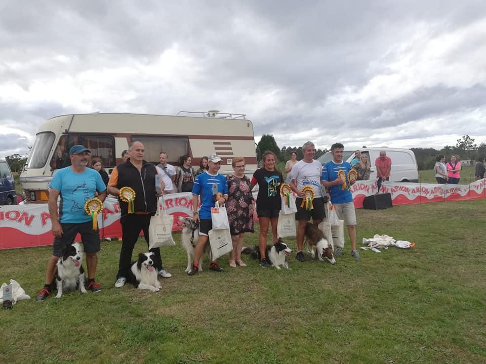 Cancelada la Actividad Canina programada para el domingo 19 de Abril en El Franco