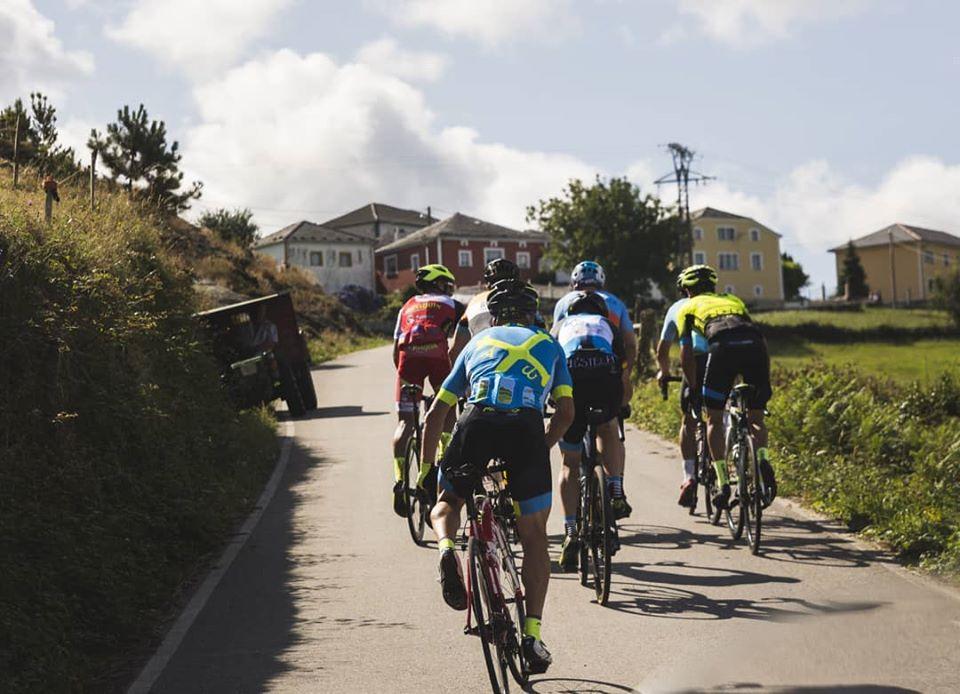 El Club Ciclista Las Brañas y el Mar mantiene abierta la inscripción para la Sacagüeyos a la espera de la evolución de la crisis del Covid19