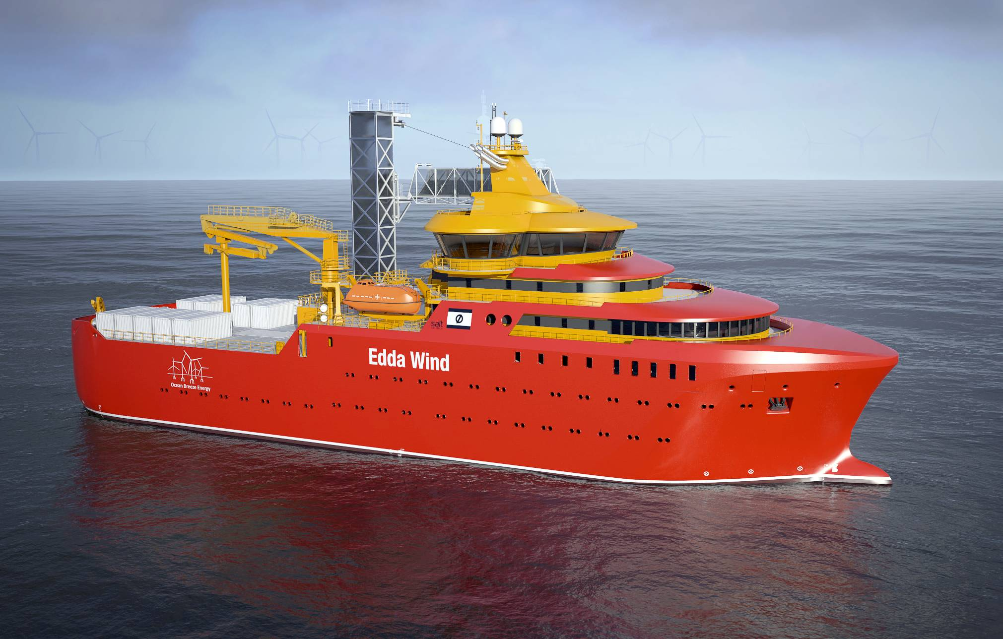 """Gondán construye dos barcos llamados a ser """"los más ecológicos y eficientes del mundo de su tipo"""""""