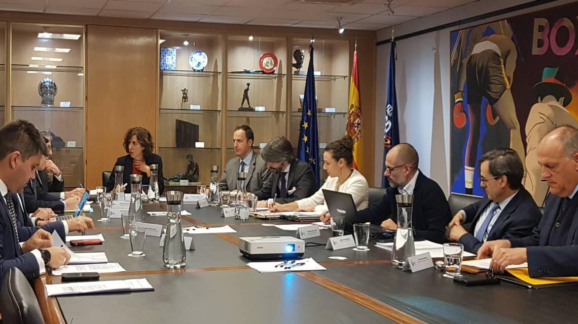 El Consejo Superior de Deportes crea el Grupo de Tareas para el Impulso al Deporte con el fin de dar una respuesta ágil a las necesidades actuales del sector