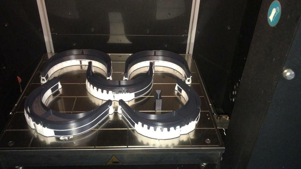 Asturias consigue homologar un modelo de pantalla de protección en impresión 3D contra la COVID-19