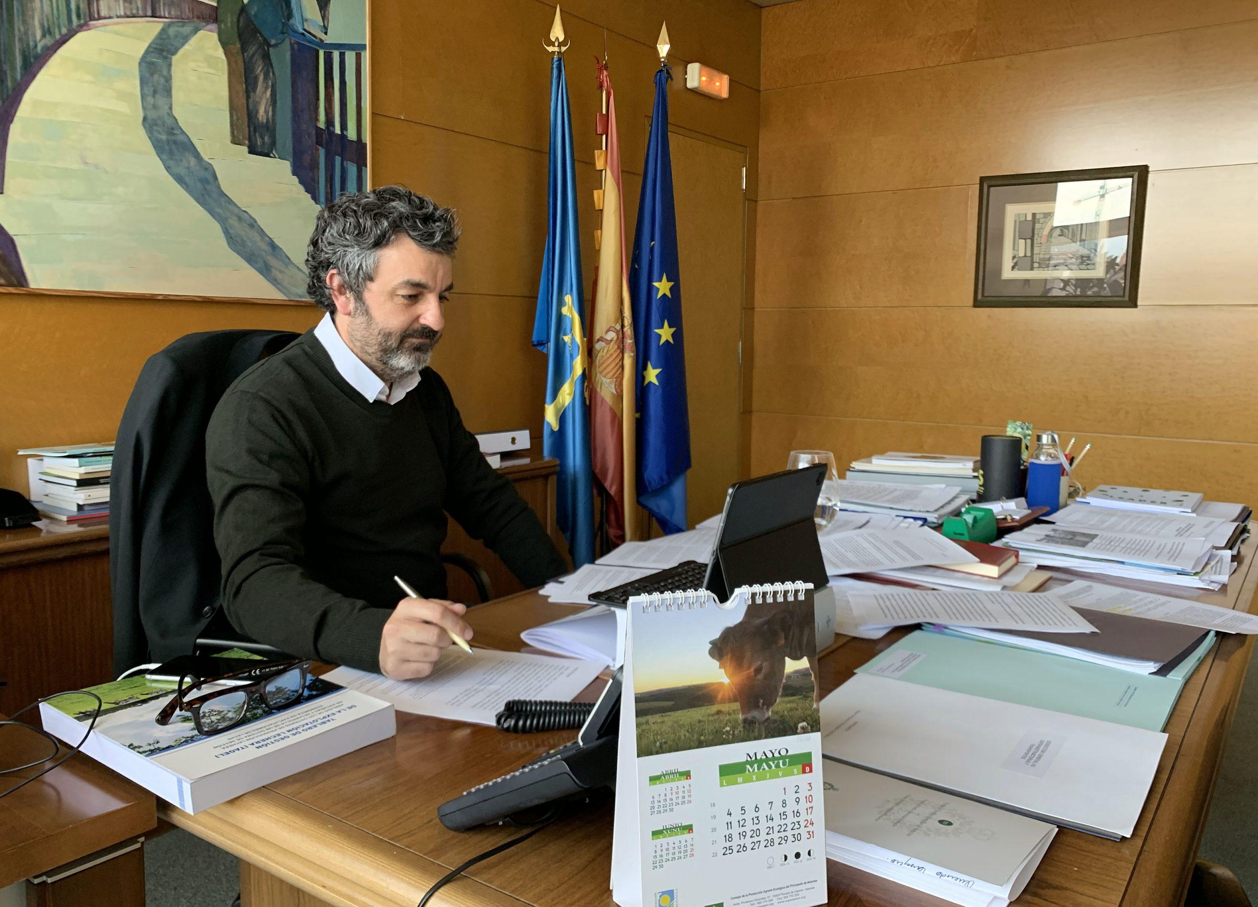 Desarrollo Rural adaptará las ayudas Leader para hacer frente a las nuevas necesidades provocadas por el coronavirus