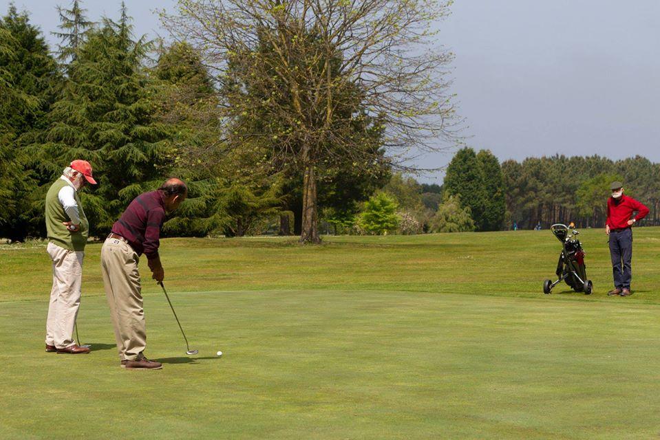 Torneo de Navidad de Golf del Club Cierro Grande el próximo fin de semana