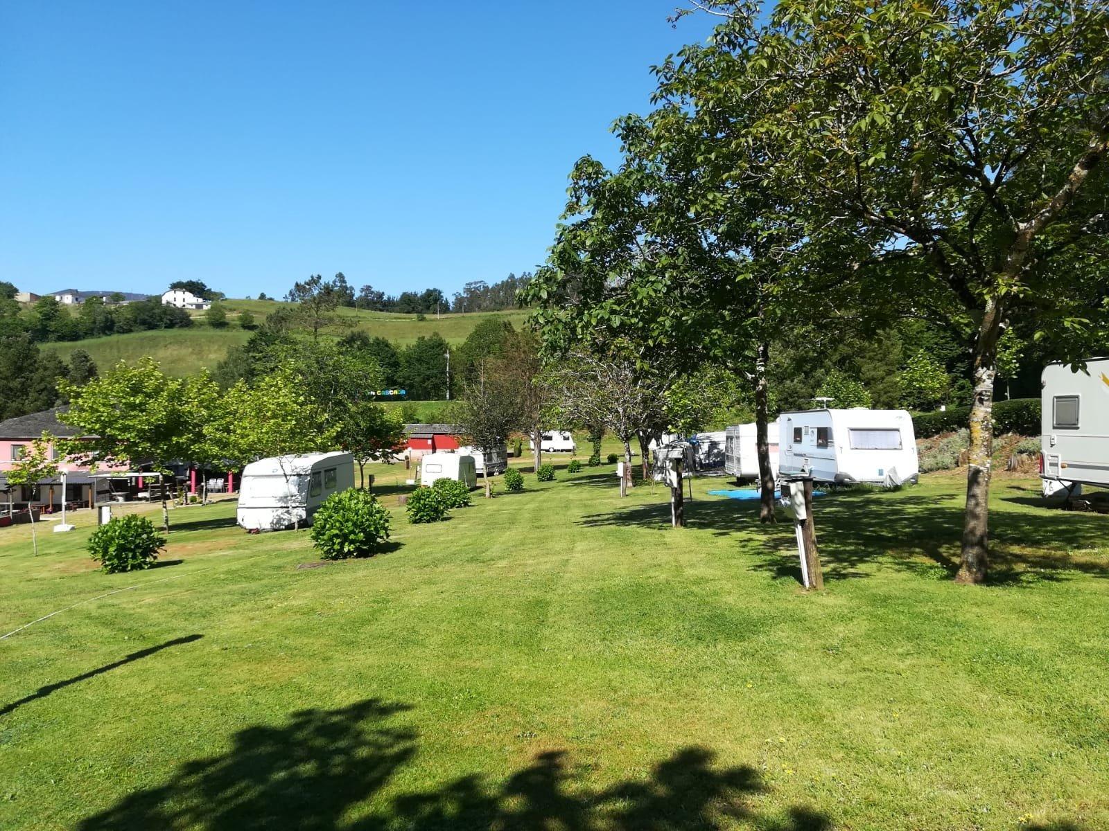 Los campings abrirán sus instalaciones en próximas semanas