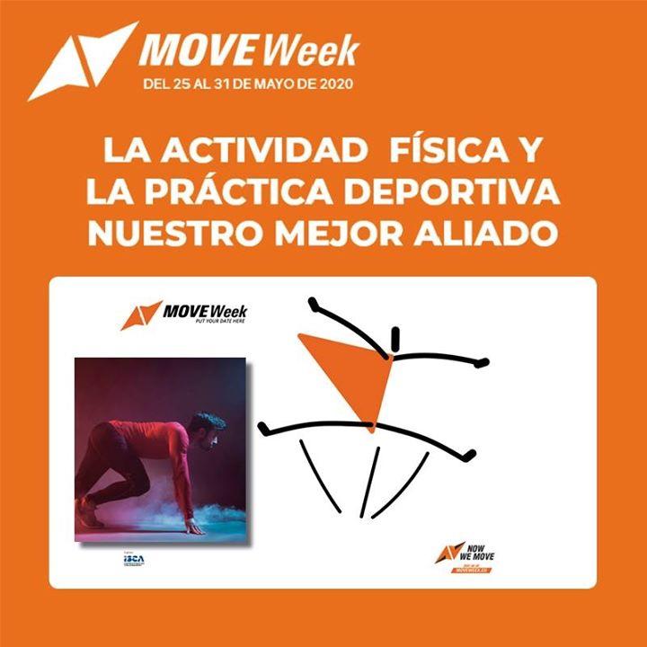 Una hora de ejercicio al día en el inicio de Move Week 2020