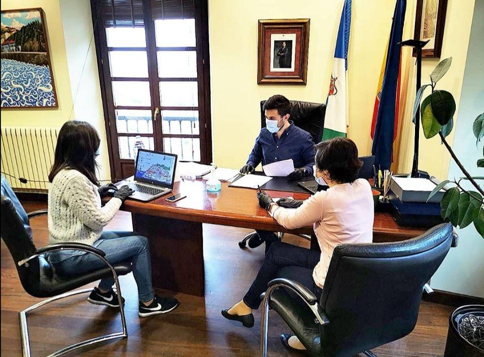 El alcalde de Cudillero se reunirá con los sectores de comercio, hostelería y turismo del concejo