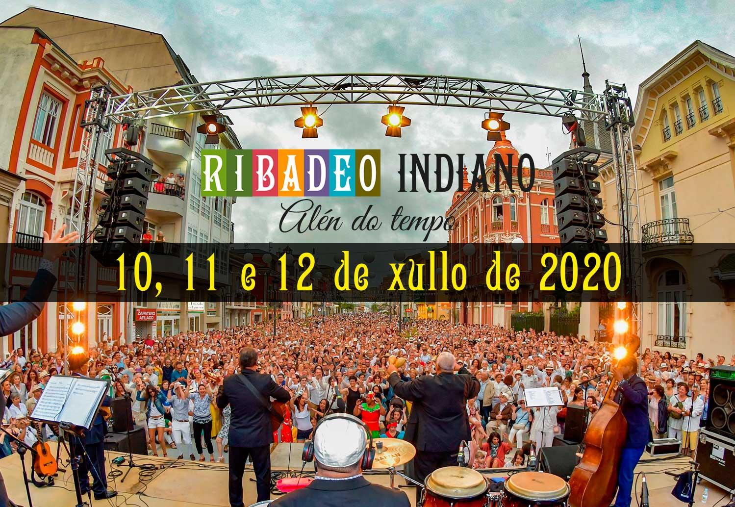 Cancelado el Ribadeo Indiano 2020 de común acuerdo entre Ayuntamiento y ACISA
