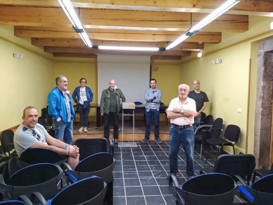 César Diaz nuevo presidente del Boal CF que incorpora a Dani Gotuzzo como entrenador