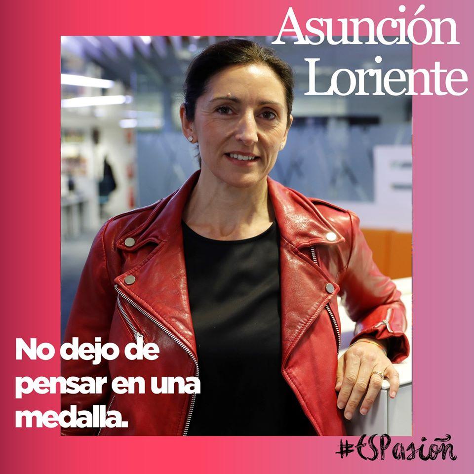 La castropolense Asunción Loriente protagonista del último Boletín de Mujer y Deporte del Ministerio de Cultura y Deporte