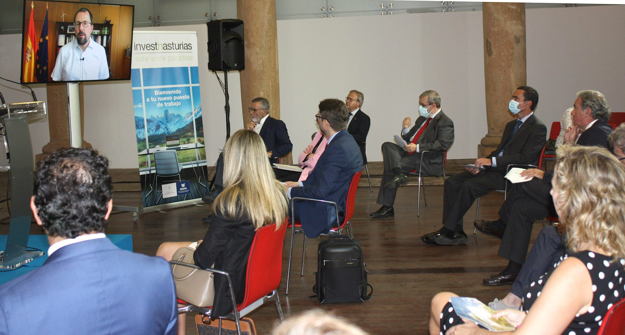 El Gobierno de Asturias pone en marcha una oficina de atracción de inversiones para impulsar la recuperación económica